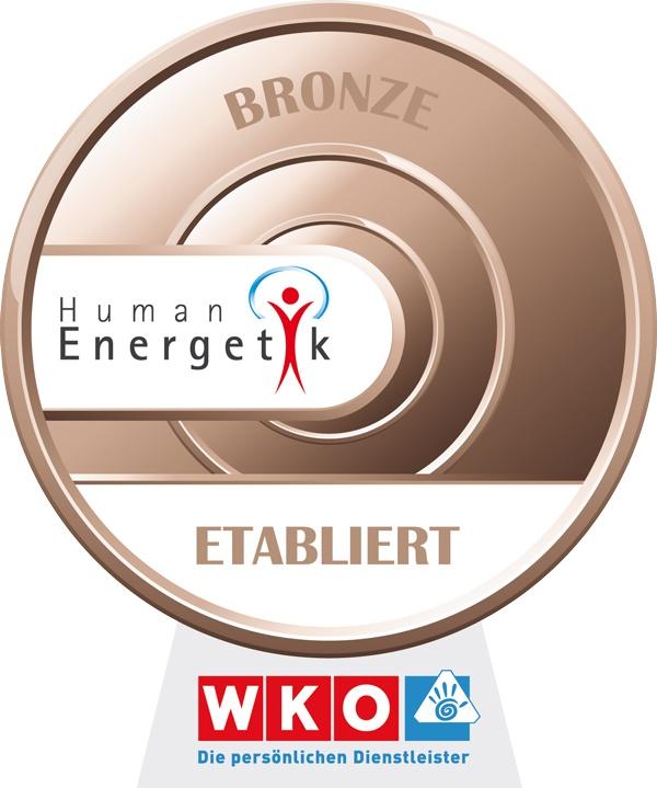 Human Energetik - WKO Bronze etabliert